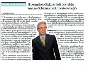 La lettera di Vittorio Feltri al Fatto Quotidiano
