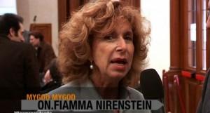 Fiamma Nirenstein nuovo ambasciatore Israele in Italia