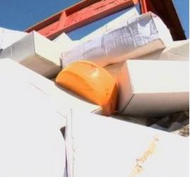 Russia, distrutte 7 tonnellate di formaggio importato dall' Europa