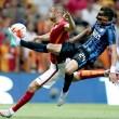VIDEO YouTube - Galatasaray-Inter 1-0: highlights-gol Sneijder. Podolski assist