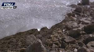 Caldo sulle Alpi, ghiacciai in forte ritirata VIDEO