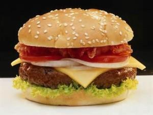 L' hamburger perfetto