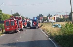 Anna Fiorendi morta: incidente frontale a Martinengo (Bg)