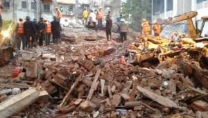 VIDEO YouTube - India, crolla palazzo a Mumbai: morti. Seconda volta in 7 giorni