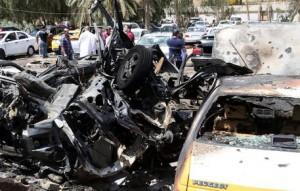 Iraq: oltre 40 morti in attentato suicida avvenuto in un mercato di Diyala