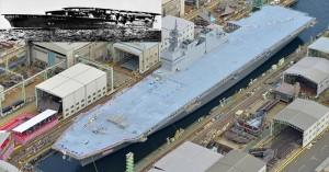 """Giappone smemorato: ri-vara la """"Kaga"""" di Pearl Harbour"""
