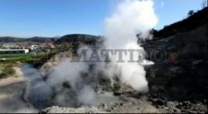 Vulcano Vesuvio, lago di magma tra Napoli e Pozzuoli VIDEO
