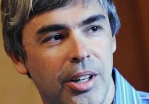 Larry Page (foto Ansa)