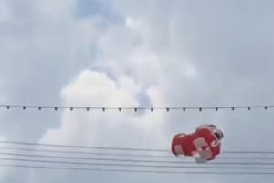 Malta, gigante tromba marina: 2 paracadutisti porati via dal vento