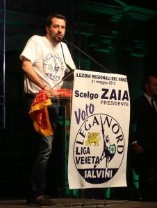 """Palagonia, Salvini: """"La colpa è solo dello Stato"""""""