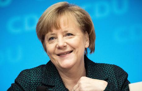 "Rifugiata Ghana chiama figlia ""Angela Merkel Ade"""