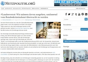 """Germania, dove il governo """"licenzia"""" i pm che indagano sui giornalisti"""