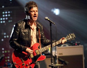 Noel Gallagher (foto Ansa)