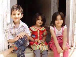Bambini pakistani