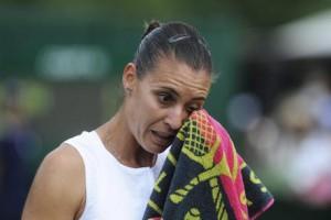 Tennis: la Pennetta strappa solo un set a Serena Williams