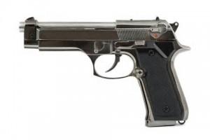 Una pistola automatica