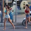 Jeremias Rodriguez a Formentera: Belen e Cecilia felicissime FOTO 16