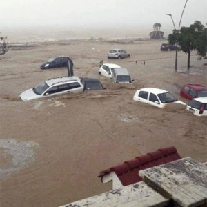 Meteo 17-18-19 agosto 2015: Troy porta pioggia e freddo