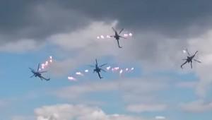 VIDEO YouTube - Elicottero militare precipita durante showVIDEO YouTube - Elicottero militare precipita durante show
