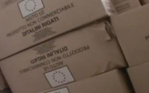 Putin distrugge tonnellate di pomodori, pesche, mandarini... anche italiani