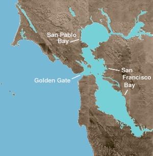 San Francisco, scossa di terremoto di 4 gradi nella Baia