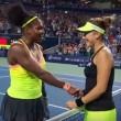 VIDEO YouTube Belinda Bencic batte Serena Williams: sintesi