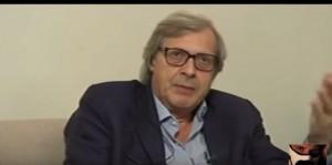 """VIDEO YouTube - Vittorio Sgarbi su La7: """"Non sapete un c..."""""""