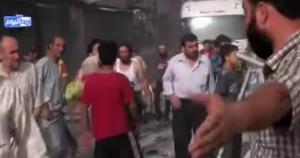Siria, jet militare si schianta a Ariha: 12 morti, decine di feriti