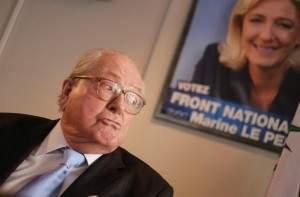 Jean-Marie Le Pen espulso dal Front National