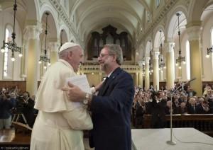 Valdesi negano perdono a Papa Francesco: troppe persecuzioni