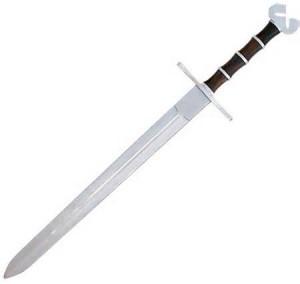 Una spada medievale
