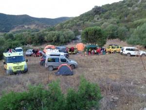 Salvatore Manca, speleologo resta bloccato in una grotta