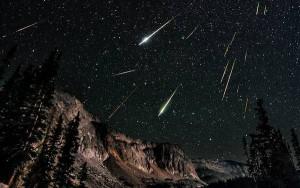 "Le ""stelle cadenti"" (foto Ansa)"