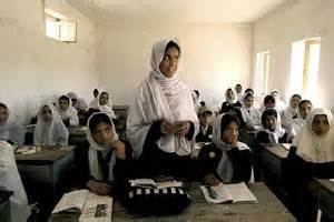 Studentesse afghane