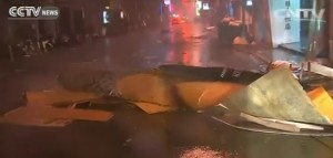 Taiwan, tifone Soudelor più potente del 2015: 4 morti, 27 feriti