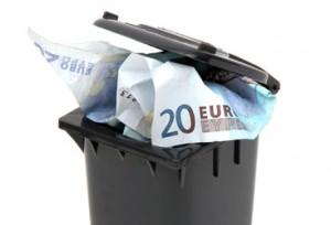 Tasse rifiuti aumentate del 25% negli ultimi 5 anni
