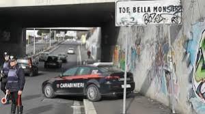 Tor Bella Monaca (foto Ansa)