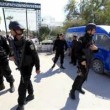 Poliziotti tunisini