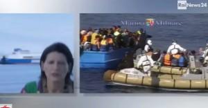 VIDEO YouTube - Valeria Collevecchio (Tg3) sviene in diretta