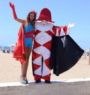 Viareggio: Carnevale estivo 14-16 agosto. Programma