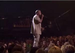 Mtv Awards, Kanie West si candida presidente
