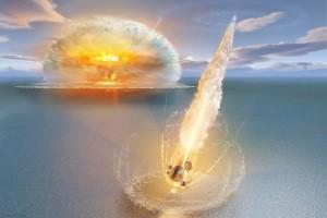 Asteroide, doppio impatto. Svezia 450 mln di anni fa