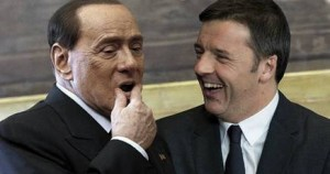 Sostiene Travaglio: Renzi come Berlusconi. Vero un po' ma...