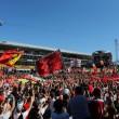 F1, Gp Monza Hamilton primo Vettel secondo Raikkonen quinto11