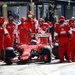 F1, Gp Monza Hamilton primo Vettel secondo Raikkonen quinto7