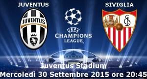 Juventus-Siviglia, streaming RSI - diretta tv: dove vedere
