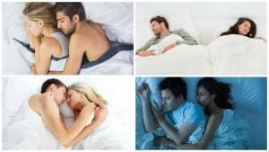 Relazione a rischio o felice? Te lo dice come dormite VIDEO