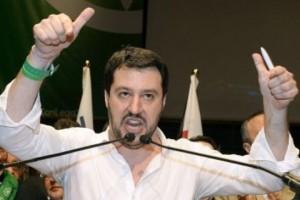 "Salvini: ""Libia, Siria ci vuol guerra. Renzi no attributi"""