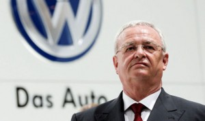 Volkswagen: pensione da 28,6 mln per Winterkorn, l'ex capo