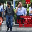 Ambra Angiolini e Francesco Renga insieme: lei piange...